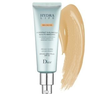 Dior hydra life BB cream SPF 30 #002 Golden Peach